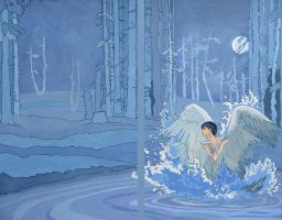 The Swan Prince by yanadhyana