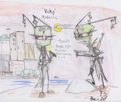 Vicky's Reference Page by Catsville1