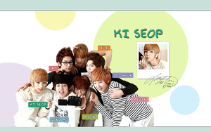 UKISS Kiseop Wallpaper by singthistune