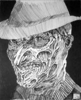 Freddy Krueger by thewalkingman