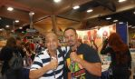 San Diego Comic Con 2016  Chavo Guerrero Jr and me by DougSQ