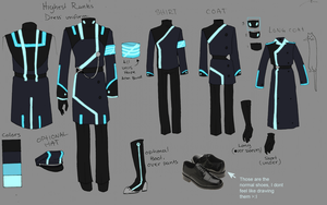 Ynos SP Uniforms by Helix-Wing