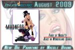 Madness by Nicole Brune by PinUp-World-Art