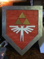 Four Swords Shield by LilSongstress