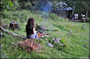 My pagan home by Estruda