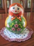 Mom's roly-poly doll by Wintella