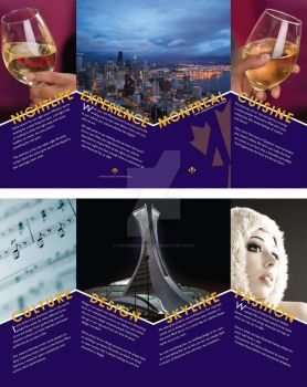 Montreal Brochure by caribbeankid