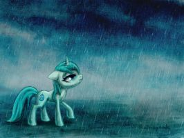 The rain doesn't hear me by Rainspeak