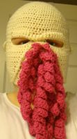 Love an Ood -- Ski Mask by Hmax17