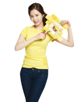 [Render] Seohyun The Face Shop#1 by HanaBell1