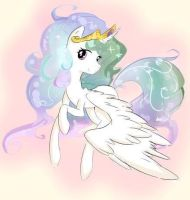Princess Celestia by Chocolate-Chip-Pony