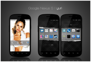 Google Nexus S by yuyudroid