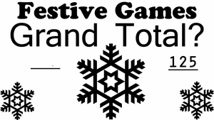 Festive Games - Outro by TheEmotionalPoet