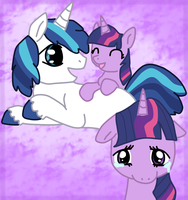 Twilight Sparkle misses her BBBFF by Phewmonsuta