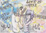 Gorillaz - Love 4-Ever by Hukkis