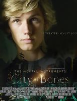 City of bones movie. by clockworkqueenn