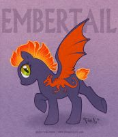 Embertail by mirroreyesserval