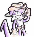 Styled Nack the Weasel by halfway-to-insanity