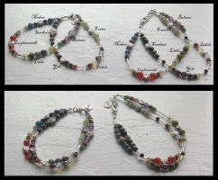 jeweled wheel of the year by morgandria