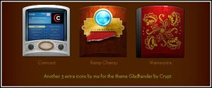 Gladhander iPhone iPod Extras2 by Mr-Evo