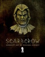 Scarecrow Concept by michaelmknight