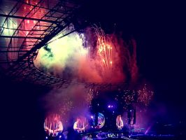 coldplay final firework by 333Miami333