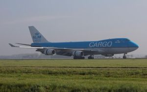 KLM Boeing 747 Cargo by Jeaust