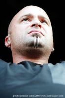 Disturbed David Draiman by jlsimon56