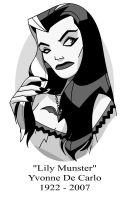 Lily Munster by VonToten