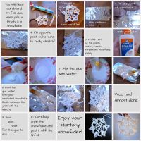 How to Stiffen a Snowflake by the-carolyn-michelle