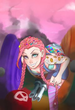 Candy Cannon Jinx by Jiinxi