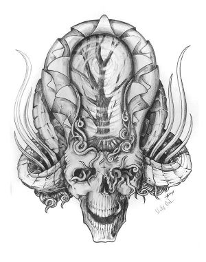 Skull Tattoo Designs 2