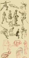 Life Drawing Dump 2.5 by Elera