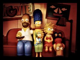 The Simpsons by 5-0-5