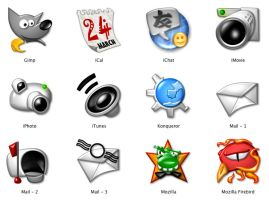 Noia Applications for OSX by carlitus