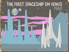 SFS: The 1st Spaceship On Venus by Hartter