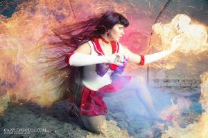 Sailor Mars by Ailish01