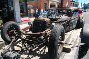 Baverstock 1933 Chevy Rat Rod by CZProductions