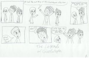 The Legends of Goofatopia 1 by SuperheroGeek13