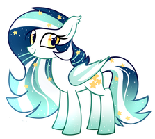 ADOPTABLE (CLOSED) Galaxy by Kaji-Tanii