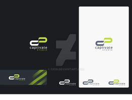 captivate studio logo by cici0