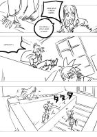 Digimon Tamers - Mirai Project chapter 06/12 by Riza23