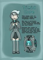 Timid Core by SetzyTB