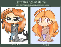 Draw This Again by SassySquiddoo