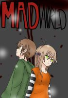 Mad world's COVER by CowsEat-Pineapples