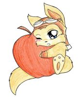 _Daxter__s_APPLE__by_gothic_wolfar.jpg
