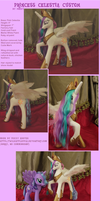Celestia Custom by TwilightFlopple