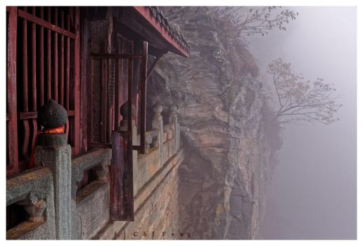 Temple Of The Mist2 by ChiFeng-dA