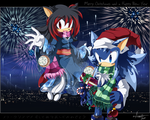 Merry Christmas-Happy New Year by Chibi-Nuffie