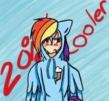 20% cooler, Soul, 20% cooler by kaitolova